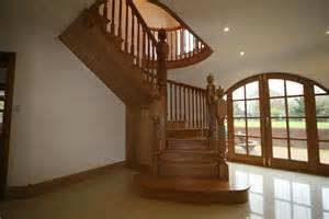 Маршевые, винтовые лестницы