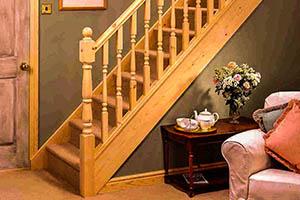 Лестницы на тетиве