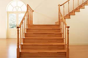 Деревянная лестница от производителя в Павловском Посаде