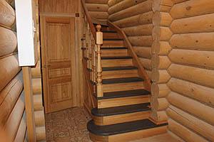 Производство, доставка и монтаж лестниц в Павловском Посаде