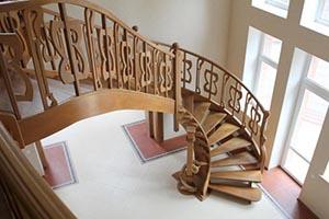 Деревянные лестницы Химки