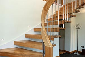 Деревянные лестницы Электросталь