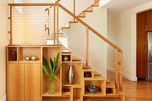 Лестницы с полками купить