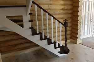 Лестница лиственница купить