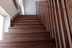 Лестницы из ясеня купить