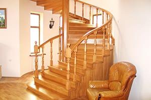 Лестницы на второй этаж от производителя
