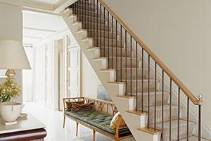 Деревянные лестницы: виды, преимущества