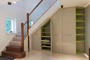 Лестницы со шкафами Ногинск